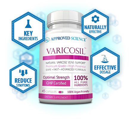 Varicosil Bottle Plus