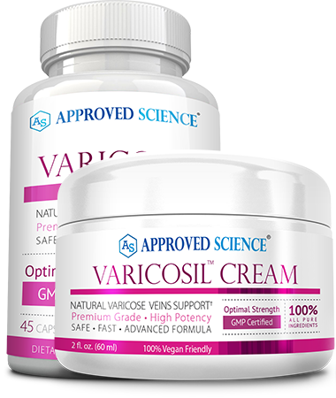 Varicosil Main Bottle