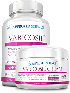 Varicosil Risk Free Bottle